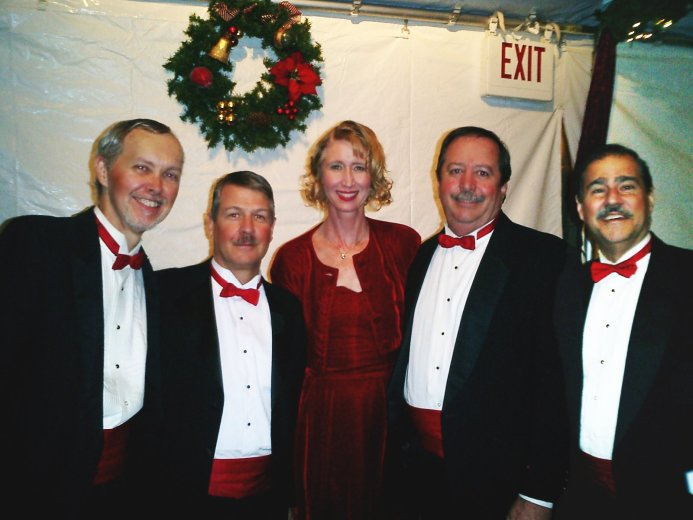 Chairmen of the Chord with Tamra Meskimen